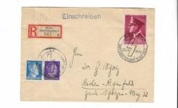 Brief Aus Berlin  1942 - Cartas