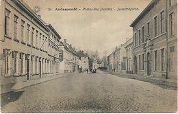 Audenaerde - Plaine Des Jésuites - Jesuitenplein. - Oudenaarde