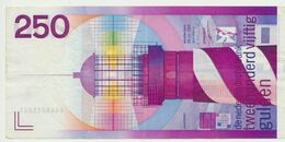 Nederland 250 Gulden 1985 Vuurtoren - [2] 1815-… : Regno Dei Paesi Bassi