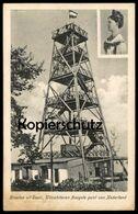ALTE POSTKARTE GROETEN UIT VAALS UITZICHTOREN HOOGSTE PUNT VAN NEDERLAND KONINGIN Ansichtskarte AK Cpa Postcard - Vaals