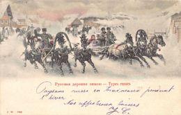 RUSSIA - Russian Types - Troikas - Publ. J W 1006 - Russland