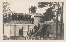CARTE PHOTO:EURVILLE (52) GROUPE HOMMES - Otros Municipios