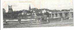 11754 - 72 - LA SUZE, Vue D'ensemble, Carte Panoramique, - La Suze Sur Sarthe