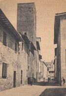 CERTALDO-FIRENZR-VIA BOCCACCIO-CARTOLINA NON VIAGGIATA -ANNO 1950-1955 - Firenze
