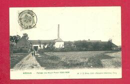 C.P. Néchin =  FERME Du HAUT-PONT 1530-1906 - Estaimpuis
