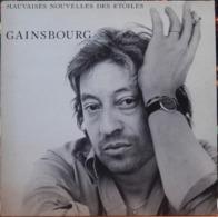 Serge Gainsbourg 33t. LP *mauvaises Nouvelles Des étoiles* - Vinyl Records