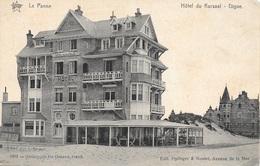 La Panne NA138: Hôtel Du Kursaal. Digue - De Panne