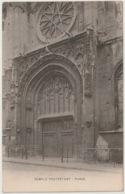 76 - ROUEN - Temple Protestant - Portail - Saint Eloi - Rouen