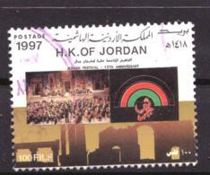Jordanie / Jordan 1622 Used (1997) - Jordania