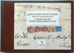 EQUATEUR - ECUADOR - ARGENTINE - CHILI - URUGUAY - PORTUGAL & ESPAGNE / 1996 AFINSA - VOIR DETAILS (ref CAT120) - Catalogues For Auction Houses