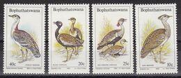 Bophuthatswana 1983 / Birds MNH Aves Oiseaux Vögel / Bk35  32-29 - Pájaros