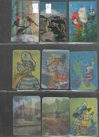 СТЕРЕО Карманный календарь-1  1975-77-ВАШ ВЫБОР СЛЕВА НАПРАВО ЦЕНА ЗА 1 ШТУКУ - Kalender