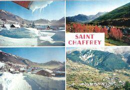 LOT DE 10 CPSM DE SAINT CHAFFREY CHANTEMERLE SERRE CHEVALIER - Other Municipalities