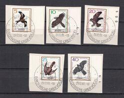 DDR - 1965 - Michel Nr. 1147/1152 - Briefst. - Sonderstempel - Gestempelt - Used Stamps
