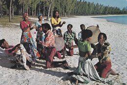 Ile Maurice,mauritius,DANSE SEXY - Ansichtskarten
