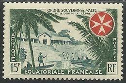 AFRIQUE EQUATORIALE FRANCAISE - AEF - A.E.F. - 1957 - YT 237** - MNH - Nuevos