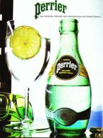 """PUB  """" PERRIER """"    1986  ( 6  ) - Perrier"""