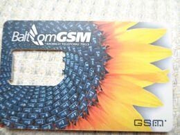Latvia GSM/SIM FRAME - Latvia