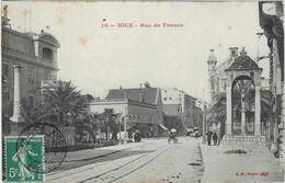 06 Nice  Rue De France - Nizza