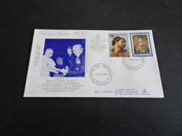 JO1099 -KimCover- 1978- John Paul I  I - GP8- Hist. Phil. Documents Of Vatican City - Ranieri And Grace Of Monaco - Papas