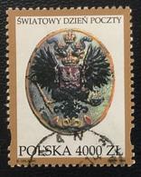 Polska - Poland - P2/49 - (°)used - 1994 - Michel Nr. 3536 - Wereldpostdag - 1944-.... Republic