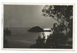 R3773 Albenga (Savona) - Isola Gallinara - Panorama Al Tramonto - Sunset Coucher / Viaggiata 1934 - Otras Ciudades