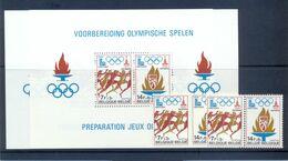 BL53(2x)  + 1915/1916(2x)  Postgaaf ** MNH Prachtig - Blocks & Sheetlets 1962-....