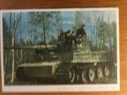 III. Reich, Propaganda  Karte, Ungarisch Geschrieben, Panzer - Weltkrieg 1939-45