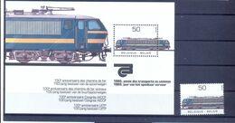 BL61  + 2174 Postgaaf ** MNH Prachtig - Blocks & Sheetlets 1962-....