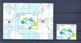 BL72  + Nr. 2648 Postgaaf ** MNH Prachtig - Blocks & Sheetlets 1962-....