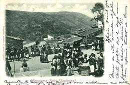 Old Postcard ITALIA - SARDEGNA - BELVI, Panorama Belvi - 1901 - Italië