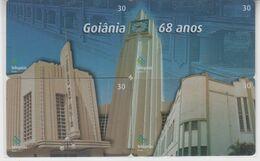 BRASIL 2001 GOIANIA 68 YEARS PUZZLE - Puzzle