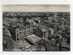 Treviso - Panorama Dalla Torre Di Piazza Dei Signori - Viaggiata Nel 1954 - (FDC24618) - Treviso