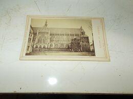 B770 Foto Cartonata Eglise De St.jacques A Liege Cm10,5x6 - Ohne Zuordnung