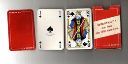 Jeu De De 32 Cartes PERNOD SA Complet Avec étui - 32 Cartes