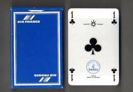 Jeu De De 54 Cartes AIR FRANCE Neuf Complet Avec étui - 54 Cards