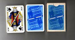 Jeu De De 54 Cartes Camion FIAT CATRABEL Complet Avec étui - 54 Cards