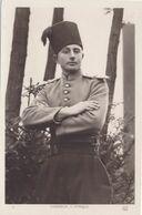 CP : Portrait Militaire - Chasseur D'Afrique (BP) - War, Military