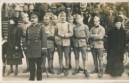 CP : Portrait Militaire - Troupe Française D'occupation Rhénanie (ca 1920) (BP) - War, Military