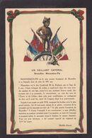 CPA Belgique Manneken Pis écrite Satirique Anti Allemagne Germany - Monumentos, Edificios
