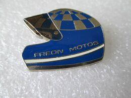 PIN'S    FREON  MOTOS  Zamak - Motorbikes