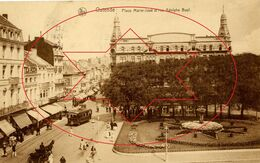 Marie Jose Plein -  Place Marie Jose.....Oostende - Ostende - Ostend (DOOS 5) - Oostende
