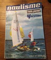 Nautisme_Les Cahiers Du Yachting_Auto-Journal_N°6_juin 1963_ - Boats