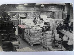 Carte Postale Assemblée Des Témoins De Jéhovah, 13 Au 15 Mai 1966 à Cognac, Béthel De Paris, Imprimerie - Cognac
