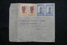 CONGO BELGE - Enveloppe De Goma Pour Paris En 1951 - L 71106 - 1947-60: Covers