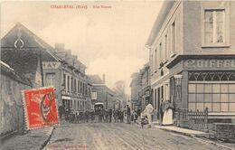 27-CHARLEVAL- RUE NEUVE - France