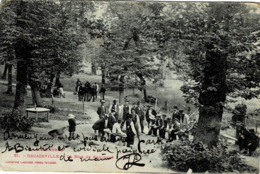 12 * Decazeville - Le Bois De Boulogne - Decazeville