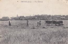 TRENAL - JURA  -  (39)  -  CPA ANIMÉE DE 1916. - Francia