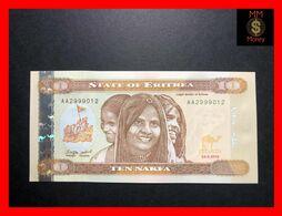ERITREA 10 Nakfa 24.5.2012  P. 11  UNC - Eritrea