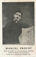 Marcel Proust Né Neuilly Robert De Montesquiou Gay , Gabriel Yturri, Ctesse De Noailles Bibescu Romania - Scrittori